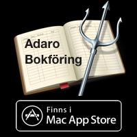 Adaro Bokföring på Mac App Store