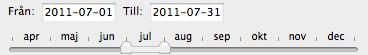 Datumintervall