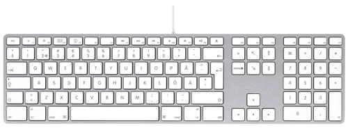 Apple Numeriskt Tangentbord